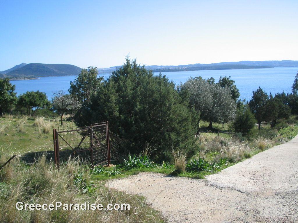 Terrains pour construire greece paradise for Terrain pour construire